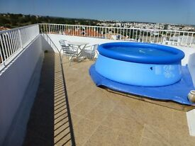 Tavira, Algarve, Portugal 2-bedroom, 2 toilet apartment