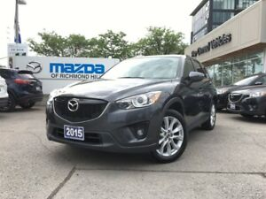 2015 Mazda CX-5 GT | AWD | Leather | Heated Seats | 19 Alloys