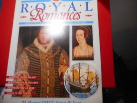 ROYAL ROMANCES magazines