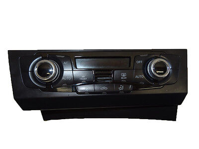 *AUDI A5 8T F/L 12-ON HEATER CLIMATE CONTROL PANEL SWITCH 8K2820043M for sale  Shipping to Ireland
