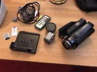 Sony HDR SR-12E (120GB) Hard Drive Video Camera