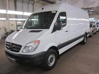 2012 Mercedes-Benz Sprinter Only 19366 KMS! Diesel! High Roof, E