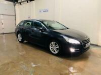 Peugeot 508 active sw 1.6 hdi in stunning condition £30 road tax long mot September 2021 pan roof
