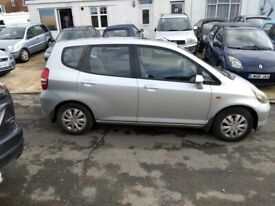 image for HONDA JAZZ 1.3LT PETROL SUPERB DRIVE AND CONDITION
