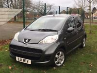 2011 CHEAPEST Peugeot 107 1.0 12v Envy Special Edition 5dr LOW MILEAGE