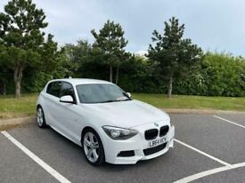 image for BMW 1 SERIES 2.0 AUTOMATIC M SPORT SERVICE HISTORY NEW MOT