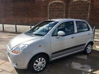 2007 CHEVROLET MATIZ / ELECTRIC WINDOWS / CD / AIR CON / APRIL MOT .