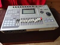 Zoom MRS1608 hard disc recorder mixer