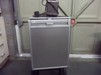 WAECO CR60Fridge;12volt and mains caravan\boat type fridge, with freezer box.