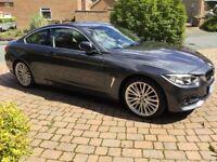 BMW 420d Luxury With low Millage & FBMWSH