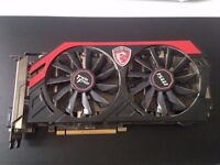 MSI GTX760 OC Gaming Edition
