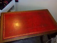 ANTIQUE VINTAGE OCCASIONAL FOLDING DROP LEAF COFFEE TABLE