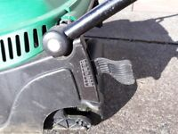Qualcast cylinder lawn mower (32 cms cut) good condition