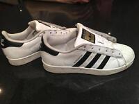 Adidas Superstar U.K. Size 4.5