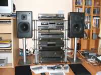 Technics Complete HiFi System and Stand in Excellent Condition in Central London