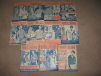 Vintage Woman's Weekly Magazines x 11