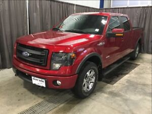 2014 Ford F-150 FX4 *Crew Cab* *Eco-Boost* *Accident-Free*
