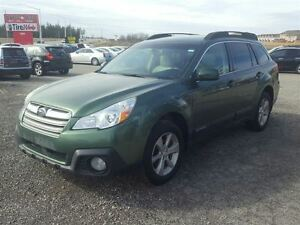 2013 Subaru Outback 2.5i Limited Package - AWD - NAVIGATION