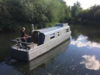 32ft Narrowboat