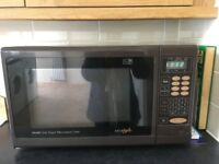 Lifestyle Hinari Microwave