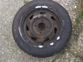 spare wheel 155/70r13