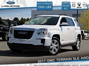 2017 GMC Terrain SLE**AWD*CAMERA*BLUETOOTH*A/C**