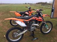 Ktm sx 150 2012