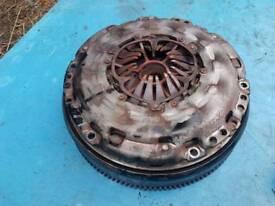 Citroen c8 2.0 hdi flywheel,clutch &pressure plate