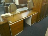 Retro dressing table #32524 £39