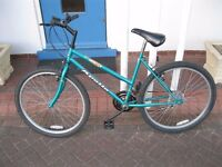 Ladies Bicycle - Second Hand But Recently Renovated To Full Working Order