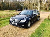 QUICK SALE STUNNING MERCEDES-BENZ C CLASS 1.8 C180 CGI BLUEEFFICIENCY TURBO SPORT- in