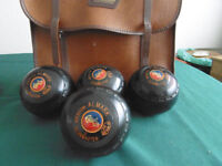 Bowls +every thing you need to play lawn bowls