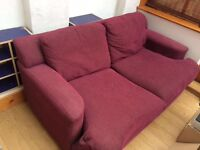 URGENT: FREE SOFA needs to be gone by Thur 30