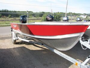 2015 lund boat co SSV-18