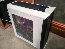Custom Gaming Pc With I7 940 Processor GTX 680