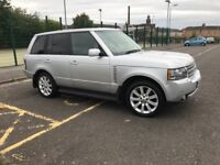 02 Range Rover Vogue With Full 12 Plate Conversion Long mot full history
