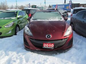 2010 Mazda MAZDA3 SPORT S SPORT *LOW KMS * REDUCED WAS $13475 London Ontario image 2