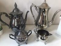 Tea Set Ep silver