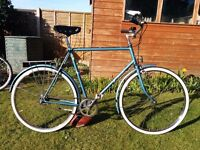 Gents Raleigh City Town Bike - Large