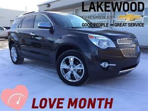 2013 Chevrolet Equinox LTZ (Heated Seats, Nav, Bluetooth)