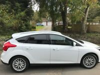 Ford Focus Ecoboost, FSH,1 owner, Great condition