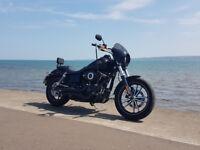 2016 Harley Streetbob Special Edition