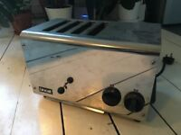 Lincat LT4X 4 slice commercial toaster (very good condition)