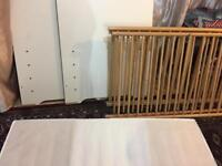 Children bed or cot bed