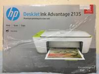 New HP printer with Ink