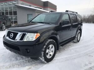 2009 Nissan Pathfinder Armada S AWD 7 Places DVD