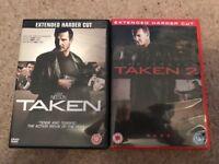 Liam neeson films - taken and taken 2