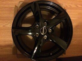 Borbet Alloy Wheels