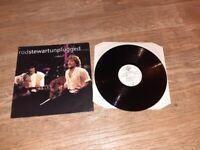Rod Stewart - unplugged vinyl lp