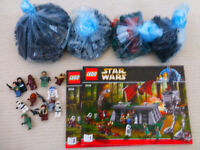Lego Starwars 8038 The Battle of Endor -rare set rare set £80 100% complete